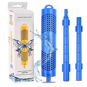 NatldGs Spa Mineral Sticks Sanitizer Parts for Hot Tub Filter Cartridge, Hot Tub Accessories Last for 4 Months, Blue