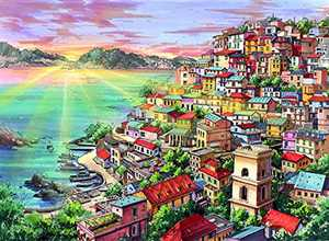 Jigsaw Puzzles 1000 Pieces for Adults -1000 Pieces Puzzles for Adult Teens Fun Puzzles Games…