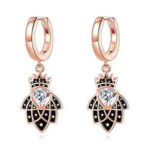 RBG Earrings Huggie Hoop Earrings for Women, S925 Sterling Silver Dissent Earrings Cubic Zirconia Huggie Hoop Earrings RBG Earrings RBG Jewelry Gifts for Women Fans Of Ruth Bader Ginsburg