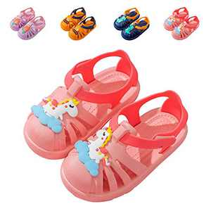Toddler/Kids sandals for Girls&Boys, Summer Water Shoes, Beach Shoes, lightweight and non-slip