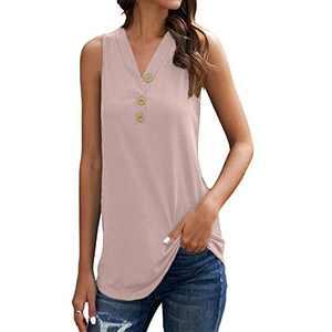 T&Twenties Women's Fashion Shirt Irregular Hem Tunic Casual Sleeveless Short Sleeve Long Sleeve Shirts