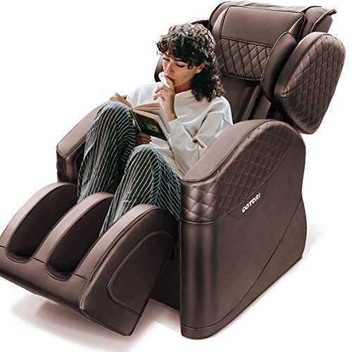 2021 New Massage Chair, Zero Gravity Massage Chair, Massage Chairs Full Body and Recliner with Airbags, Heating,Vibration, and Foot Roller.
