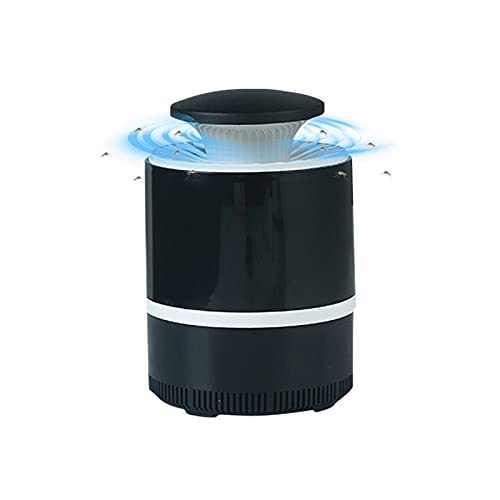Electric Mǒsquitǒ Kǐllēr, USB Lǎmp Bug Zappers Strong Fan Suction Portable Mǒsquitǒ Lǎmp- Safe & No Rǎdiǎtion- Insect Kǐllēr Flies Trāp with Trap Lǎmp for Indoor Home,Outdoor
