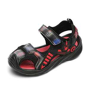 Boys Sandals Close Toe Outdoor Hiking Sport Beach Shoes for Kids