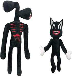2PCS Siren Toys Halloween Thanksgiving Christmas Party Boys and Girls Gift(Black)…