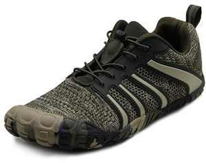 Oranginer Men's Women's Minimalist Workout Barefoot Shoes Gym Cross Training Hiking Climbing Sneakers Camouflage Men Size 14 Women Size 15