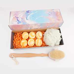 Shower Body Exfoliating Brush, Dry Brushing for Body Cellulite and Lymphatic,Body Scrubber Body Brush with Soft and Stiff Bristles, Dry or Wet Skin Handle Exfoliating Brush, Back Scrubber for Shower
