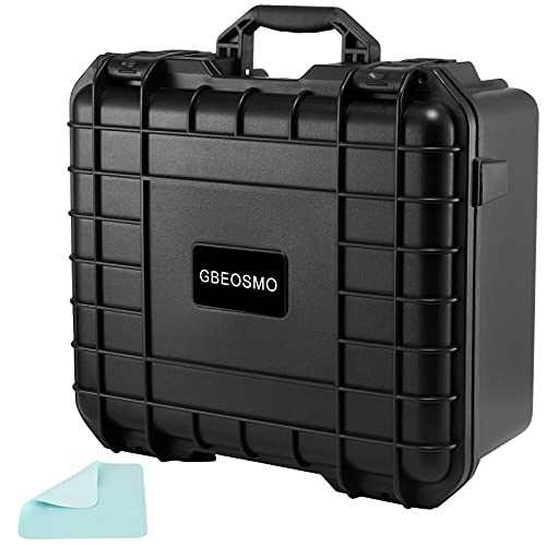 GBEOSMO Premium Hard Case for DJI FPV Drone with Foam Inlay - Carrying Case Waterproof and Shockproof - Drone Case Suitbale for DJI FPV Drone Combo Accessories