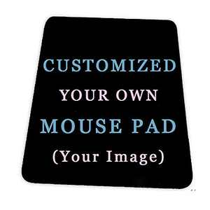 Custom Design Your Customized Non-Slip Mouse pad with Photo Text Logo for Gaming Office Personalized Gift Vertical Style 1 7.9x9.5in