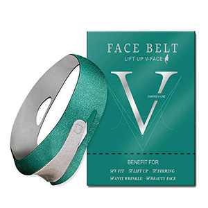Double Chin Strap, Double Chin Reducer Face Slimming Strap, Anti-Wrinkle V Line Lifting Mask for Double Chin and Face Lift Tighten