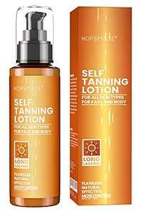 Self Tanner, Natural Tan Lotion, Gradual Sunless Tanning, 3.4 Fl Oz