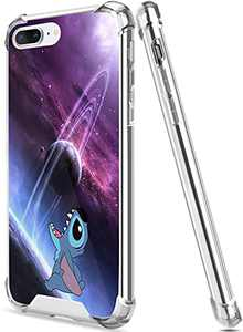 iPhone 12/12Pro Case,Slim Thin Soft Flexible Clear Cute Cartoon Design Pattern Protective Shockproof and Anti-Scratch Cover Cases,Compatible for iPhone 12/12Pro 6.1 inch