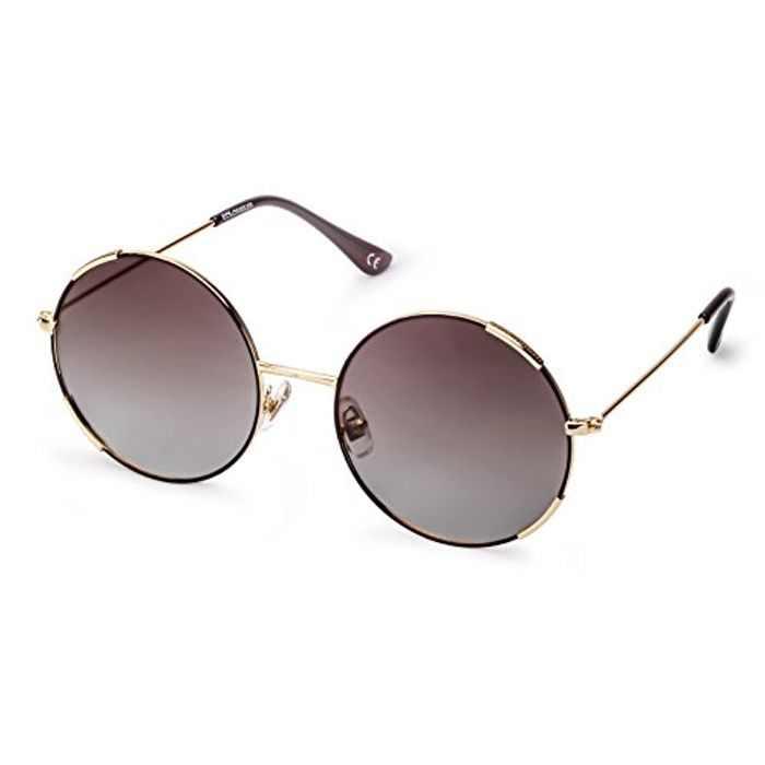 Sumato Vintage Retro Round Sunglasses for Women Classic Polarized UV400 ProtectionDesigner Style Ladies Sunglasses