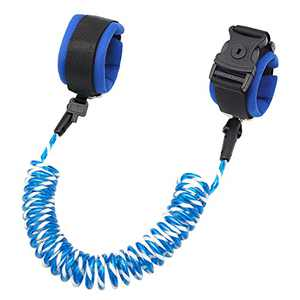 Kids Leash for Boys Baby Wrist Leash for Toddler Anti Lost Wrist Link Reflective 8.2 Feet Child Wrist Leash for 2-10 Years Old Children