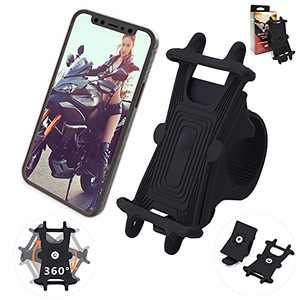 Motorcycle Phone Mount, Bike Phone Holder