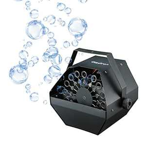 Bubble Machine for Kids, Automatic Bubble Professional Bubble Machine for Kids, High Output Toddlers Bubble Maker, Indoor Outdoor Durable Bubble Machine for Toddlers Game, Parties, Wedding