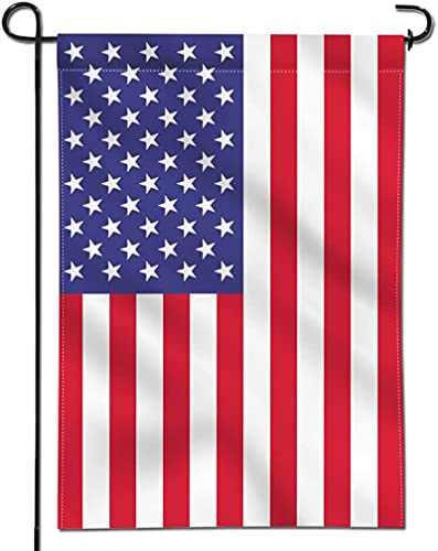 American Flag Garden Flag US Flag Double-Sided Yard Outdoor Decorations Sign