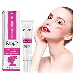 Scar Removal Cream, Effective for Both Old and New Scars, Acne, Surgery, Burns, and Other Injuries Repair, Enhance New Skin Growth-20ml