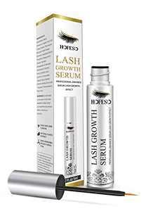 Eyelash Growth Serum, Rapid Lash Enhancer Serum, Eyebrow Grow Serum for Thicker Fuller Longer Lashes & Brows 5ml