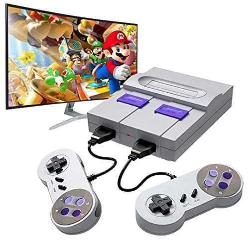 LIFTREN Built-in 821 Games, HDMI HD Output, Children Gift, Birthday Gift Happy Child Memories, Childhood Classic Game Console HDMI HD-02