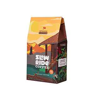 Slow Ride Instant Coffee (30 servings)