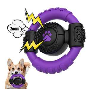 Dog Toys for Aggressive Chewers Large Breed, Dog Squeaky Toys,Dog chew Toys for Large Dogs Interactive Aggressive chewers Toys