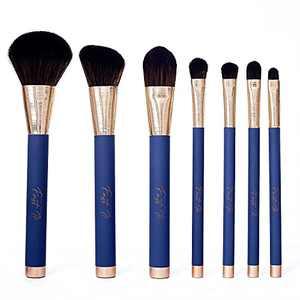 Fast b. Makeup Brushes Set, 7 Pcs