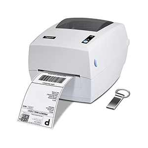 Thermal Label Printer, Tapsin Label Printer for Shipping Packages, 4x6 Thermal Printer for Shipping Labels, Compatible with Amazon, Ebay, Etsy, FedEx, One Click Setup on Windows and Mac