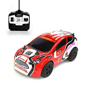 Sulypo Remote Control Race Car, 2WD 2.4Ghz 1:28 High Speed RC Car Toys for Boys Girls, Fast Mini Race RC Cars for Kids, Birthday Chirstmas Gifts for Toddler Toys Age 6 - 12