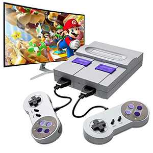 Built-in 821 Games, HDMI HD Output, Children Gift, Birthday Gift Happy Child Memories, Childhood Classic Game HDMI HD