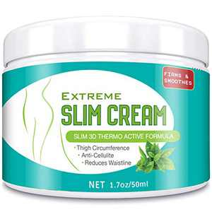 Hot Cream,Slimming Cream,Fat Burning Cream for Belly,Waist,Buttocks,Arms and Thighs,Slimming Cream Fat Burner for Men or Women
