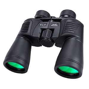20×50 Binoculars for Adults, High Power Waterproof Binocular with Clear Large View - Low Light Night Vision - Lightweight Binoculars for Bird Watching Hunting Sport Hiking