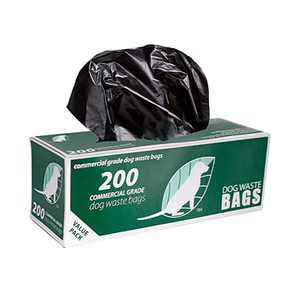 Roll Bags - Universal Pet Waste Bags 20 roll Case (Total 4,000 bags)