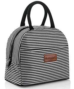 Lunch Bag, Lunch Box For Women, Lunch Box, RayLove Insulated Lunch Bag Large Waterproof Adult Lunch Tote Bag For Men or Women, Lunch Box for Kids, Lunch Box for Girls, Lunch Bag for Women
