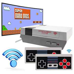 LIFTREN Classic Handheld Game Console, Wireless Classic Game Console Built-in 620 Game Handheld Game Console, Video Game Player Console-01