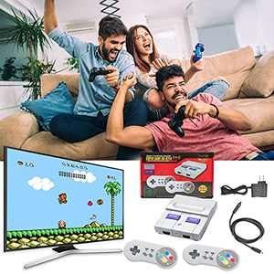 LIFTREN Life Wireless Handheld Game Console,Classic HD Game Console Built-in 821 Games, Great Birthday Gift & Children Gift-001