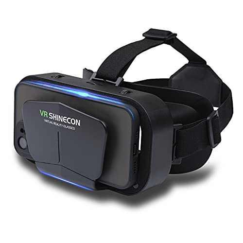 LIFTREN Head-Mounted 3D Virtual Reality VR Glasses Mobile Phone Movie Game Helmet Smart Digital Glasses