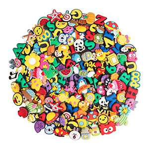 100pcs Different Shape Charms for Boys Girls Party Birthday Gifts